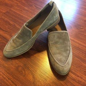 9d109d5af61 SUSINA Kellen Almond Toe Tan Loafers Size 9